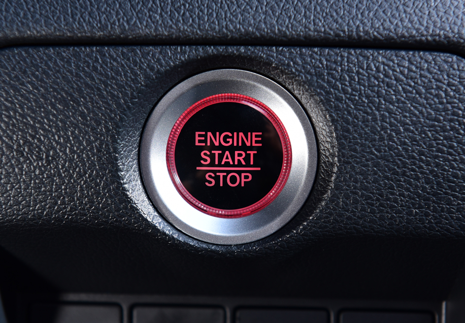 ENGINE PUSH START BUTTON
