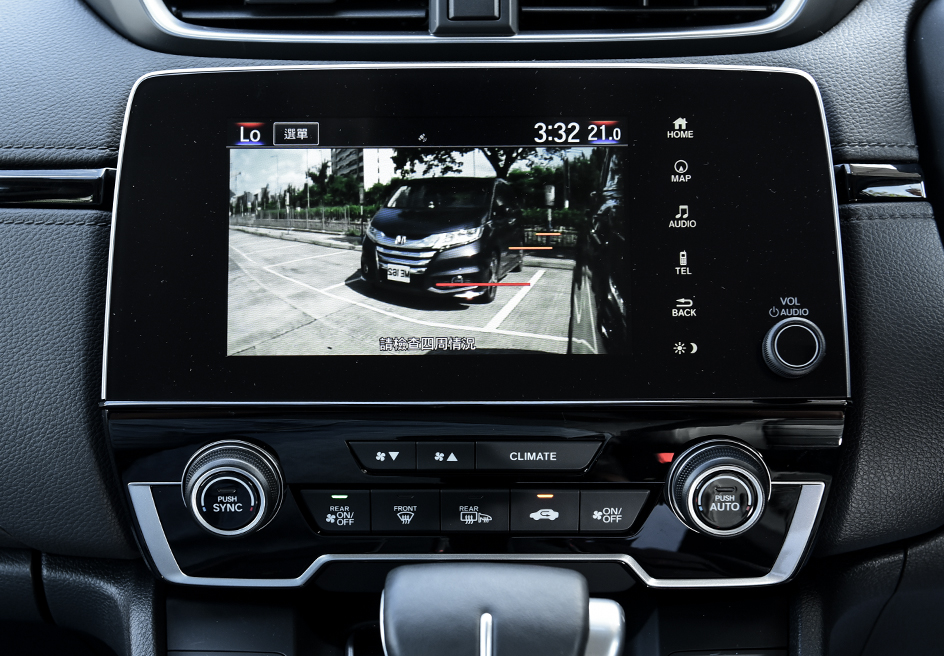 MULTI-ANGLE REARVIEW CAMERA B