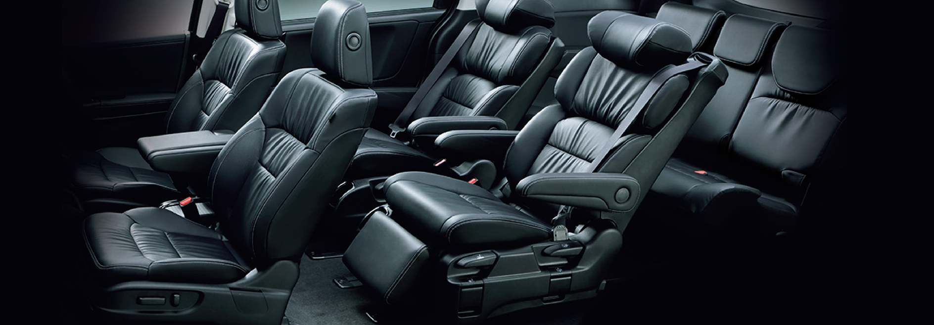 ODYSSEY FACTORY LEATHER SEATS