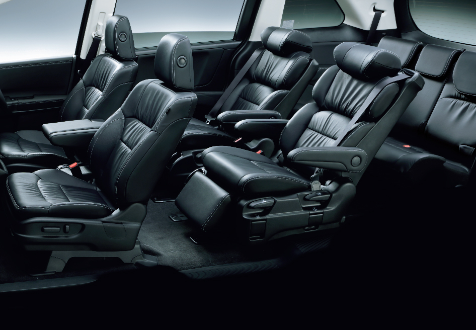 FACTORY LEATHER SEATS