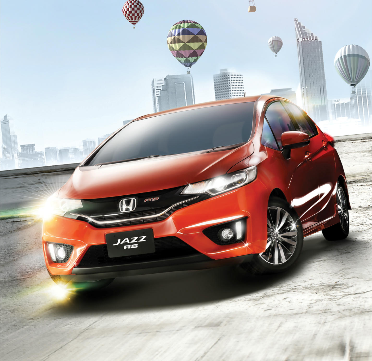 HONDA JAZZ RS 技術知識 Q&A